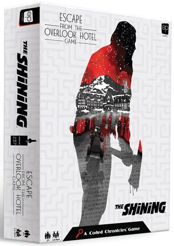 Board Game: The Shining: Escape from the Overlook Hotel
