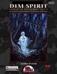 RPG Item: Curse of the Golden Spear 2: Dim Spirit