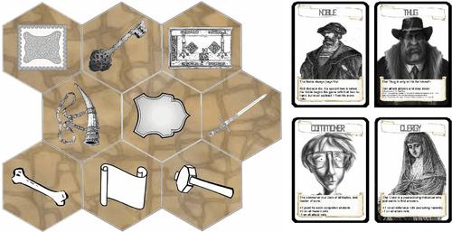 Board Game: Imbroglio