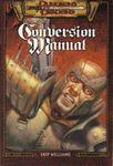 RPG Item: Dungeons & Dragons Conversion Manual