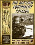 RPG Item: The Modern Equipment Catalog