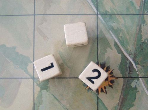 Board Game: Fighter-Bomber: The Game of Mustangs and Messerschmitts