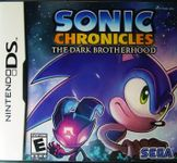 Video Game: Sonic Chronicles: The Dark Brotherhood