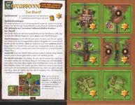 Board Game: Carcassonne: Goldrausch – Der Sheriff