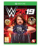 Video Game: WWE 2K19