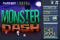 Video Game: Monster Dash