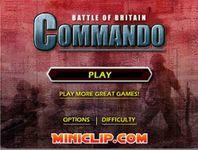 Video Game: Commando (2006)