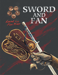 RPG Item: Sword and Fan