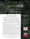 RPG Item: Richelieu's Guide to Finances