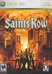 Video Game: Saints Row