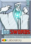 Board Game: 100 Swords: The Silver Queen's Dungeon