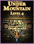RPG Item: The Dungeon Under the Mountain: Level 04