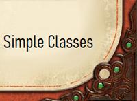 Series: Simple Classes
