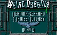 Video Game: Weird Dreams