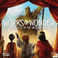 Architectes du Royaume de l'Ouest: Works of Wonder