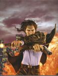 RPG Item: D6 Gamemaster's Aid & Screen