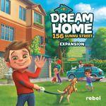Board Game: Dream Home: 156 Sunny Street