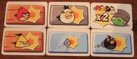 Board Game: Angry Birds: Card Game