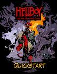 RPG Item: Hellboy: The Roleplaying Game Quickstart
