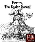 RPG Item: Rarr! I'm a Pocket Game #14: Beware the Spider Queen!