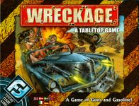 Board Game: Wreckage