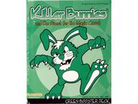 Board Game: Killer Bunnies and the Quest for the Magic Carrot: GREEN Booster
