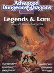 RPG Item: Legends & Lore