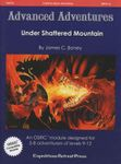 RPG Item: AA#16: Under Shattered Mountain