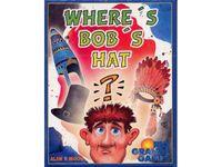 Board Game: Where's Bob's Hat?