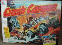 Board Game: Crash Canyon