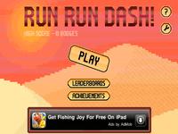 Video Game: Run Run Dash!