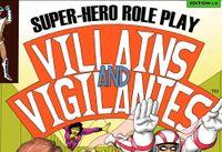 RPG: Villains & Vigilantes (1st Edition)