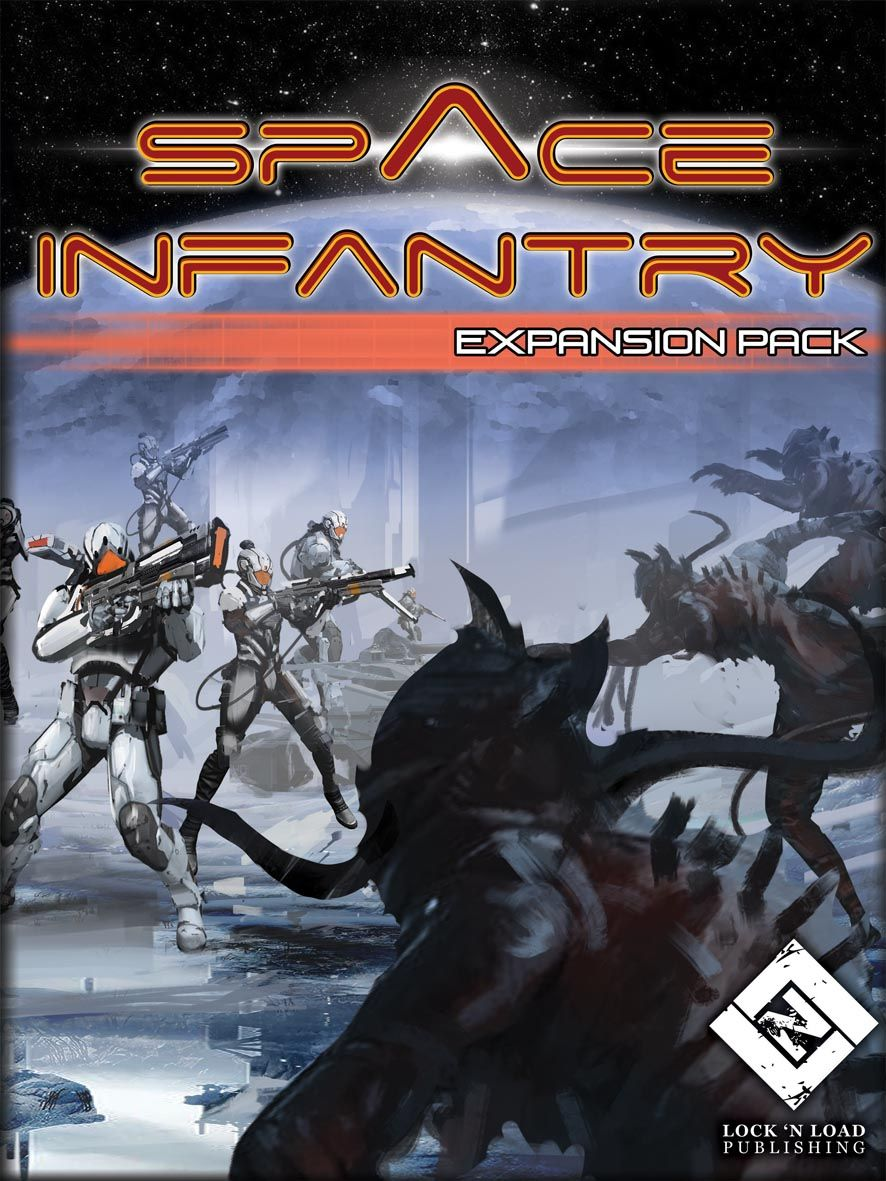 Space Infantry: Resurgence – Expansion Pack