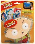 Board Game: UNO: Family Guy