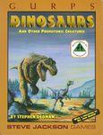 RPG Item: GURPS Dinosaurs