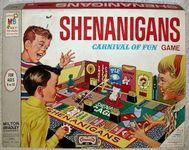 Board Game: Shenanigans Game