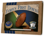 Board Game: Famous First Downs: The World's Smallest Football Game