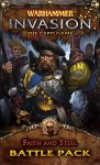 Board Game: Warhammer: Invasion – Faith and Steel