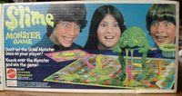 Board Game: Slime Monster Game