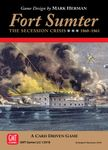 Board Game: Fort Sumter: The Secession Crisis, 1860-61