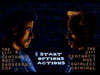 Video Game: Demolition Man (Run-and-gun)