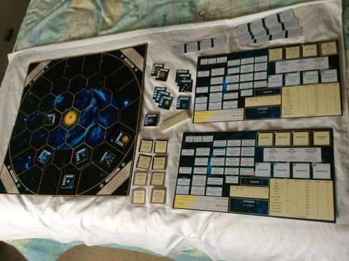 Board Game: System at War
