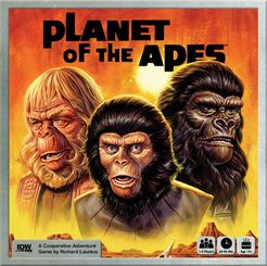 Planet of the Apes Cover Artwork