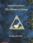 RPG Item: The Wonders of Alchemy