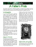 RPG Item: A Father's Pride