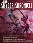 Issue: The Khyber Khronicle Volume 07