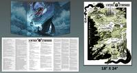 RPG Item: The Wyrd of Stromgard GM Screen