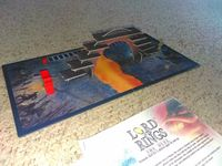 Board Game: Lord of the Rings: The Duel