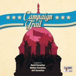 Campaign Trail Cover Artwork