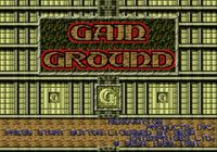 Video Game: Gain Ground